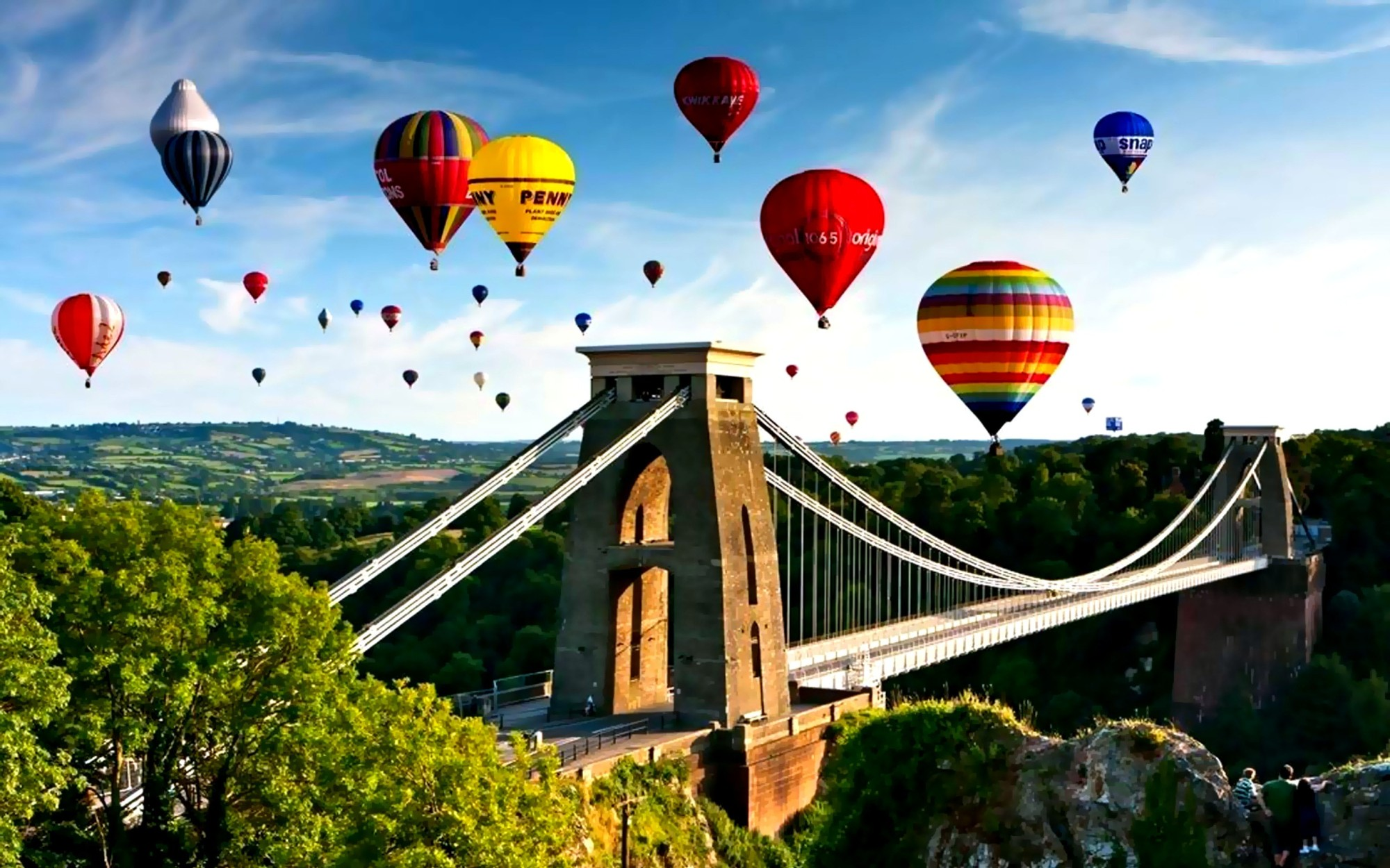 Hot Air Balloon Symbolic Meaning – Whispers, Channels ...