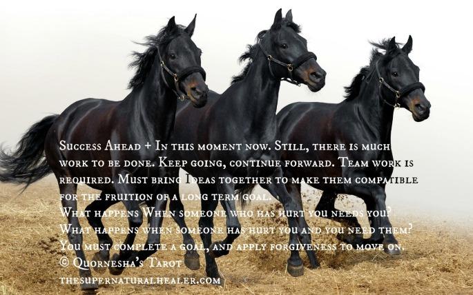 Card 2 Horses