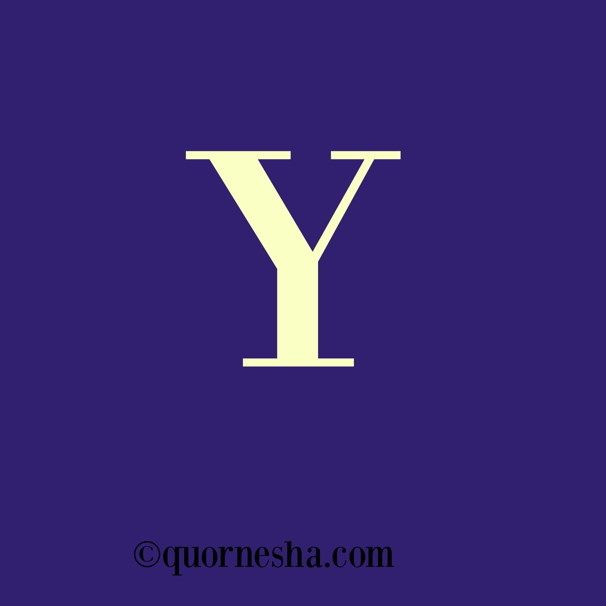 The Symbolic Meaning Of The Letter Y Whispers Channels