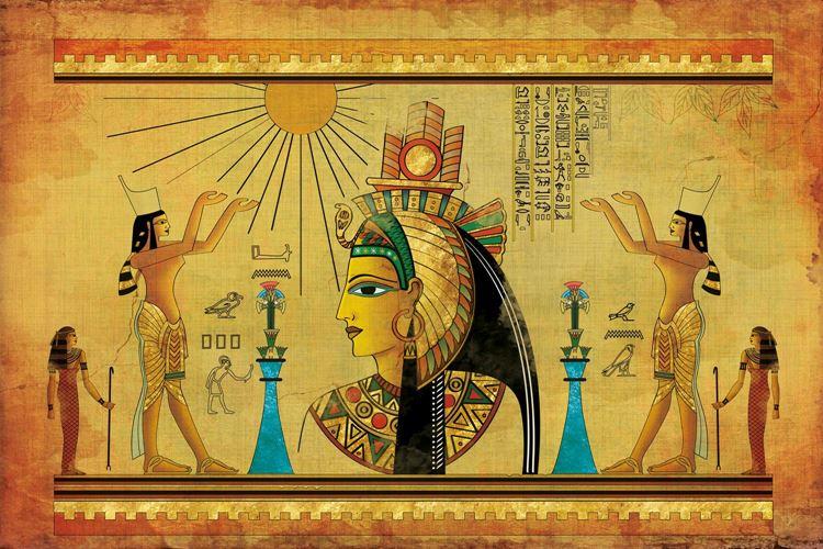 поздравления в египетском стиле время поездки