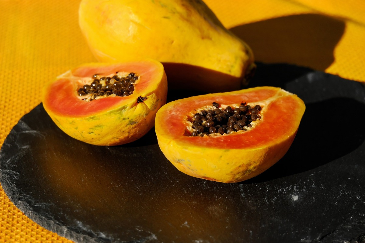 Papaya Symbolic Meaning Whispers Channels Prophecies Visions