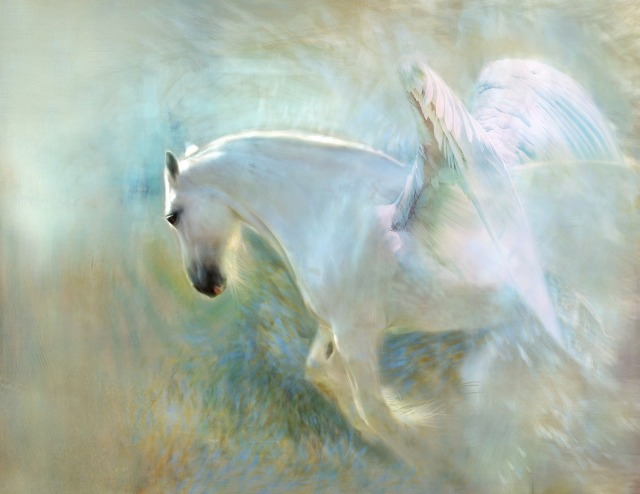 Pegasus Symbolic Meaning Whispers Channels Prophecies Visions