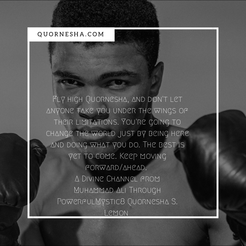 muhammad ali by quornesha s. lemon